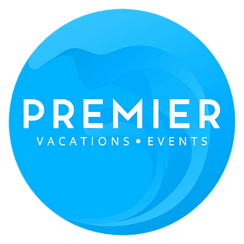 Premier Vacations & Events logo