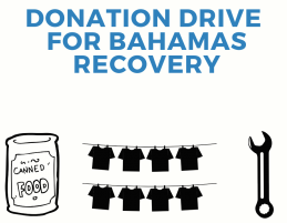FOUNDATION PARTNERS WITH JACKSON MARKETING TO COLLECT & TRANSPORT SUPPLIES FOR DORIAN RELIEF